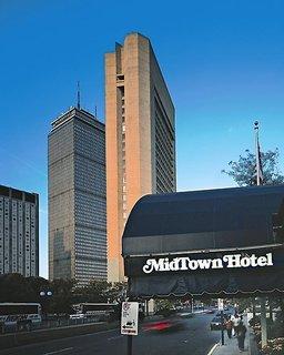 Pauschalreise Hotel USA, Massachusetts, The Midtown Hotel in Boston  ab Flughafen Bremen