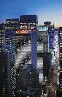 Pauschalreise Hotel USA, New York & New Jersey, Sheraton New York Times Square Hotel in New York City  ab Flughafen Berlin-Tegel