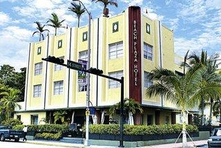 Pauschalreise Hotel USA, Florida -  Ostküste, The Beach Plaza Hotel & South Beach Plaza Villas in Miami Beach  ab Flughafen