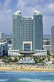 Pauschalreise Hotel USA, Florida -  Ostküste, The Diplomat Beach Resort Hollywood, Curio Collection by Hilton in Hollywood  ab Flughafen