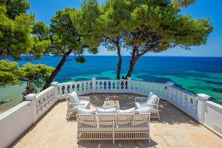 Luxus Hideaway Hotel Griechenland, Chalkidiki, Danai Beach Resort & Villas in Nikiti  ab Flughafen Münster