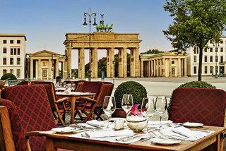 Luxus Hideaway Hotel Deutschland, Berlin, Brandenburg, Hotel Adlon Kempinski Berlin in Berlin  ab Flughafen Österreich