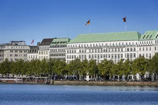 Luxus Hideaway Hotel Deutschland, Städte Nord, Vier Jahreszeiten Hamburg in Hamburg  ab Flughafen