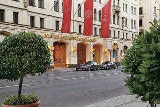Luxus Hideaway Hotel Deutschland, Städte Süd, Hotel Vier Jahreszeiten Kempinski München in München  ab Flughafen Düsseldorf