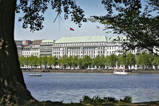Pauschalreise Hotel Deutschland, Städte Nord, Vier Jahreszeiten Hamburg in Hamburg  ab Flughafen Düsseldorf
