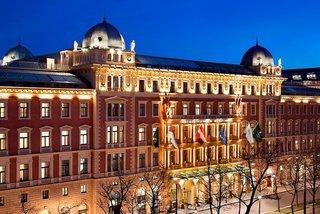 Luxus Hideaway Hotel Österreich, Wien & Umgebung, Palais Hansen Kempinski Vienna in Wien  ab Flughafen
