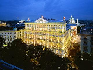 Luxus Hideaway Hotel Österreich, Wien & Umgebung, Hotel Imperial - A Luxury Collection Hotel in Wien  ab Flughafen Abflug Mitte