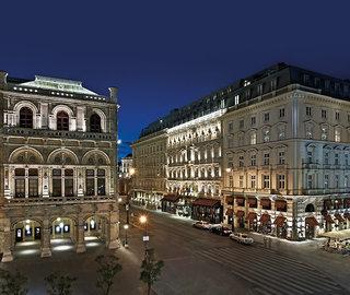 Luxus Hideaway Hotel Österreich, Wien & Umgebung, Sacher in Wien  ab Flughafen Bremen