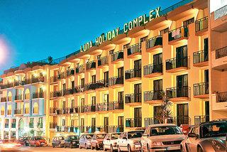Pauschalreise Hotel Malta, Malta, Luna Holiday Complex in Mellieha  ab Flughafen Berlin
