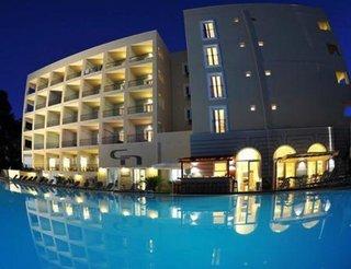 Pauschalreise Hotel Griechenland, Korfu, CNic Hellinis Hotel in Kanoni  ab Flughafen Bremen