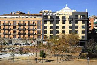 Pauschalreise Hotel Spanien, Andalusien, Senator Granada Spa Hotel in Granada  ab Flughafen Berlin-Tegel