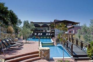Pauschalreise Hotel Griechenland, Thassos, Kallisti Aparthotel in Potos  ab Flughafen