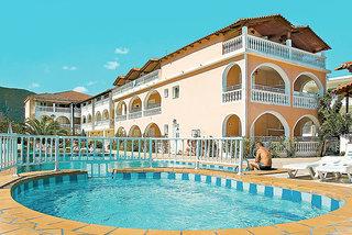 Pauschalreise Hotel Griechenland, Zakynthos, Hotel Plessas Palace in Alikanas  ab Flughafen