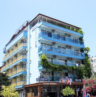 Pauschalreise Hotel Türkische Riviera, Gallion in Alanya  ab Flughafen Berlin