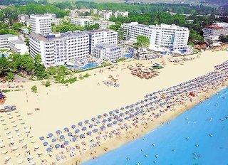 Pauschalreise Hotel Bulgarien, Riviera Süd (Sonnenstrand), Chaika Beach Resort in Sonnenstrand  ab Flughafen Amsterdam