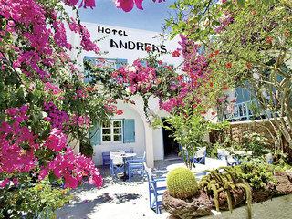 Pauschalreise Hotel Griechenland, Santorin, Andreas in Kamari  ab Flughafen