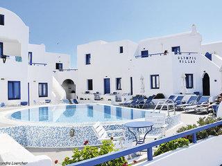 Pauschalreise Hotel Griechenland, Santorin, Olympic Villas in Oia  ab Flughafen