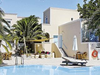 Pauschalreise Hotel Griechenland, Santorin, Strogili Hotel in Kamari  ab Flughafen