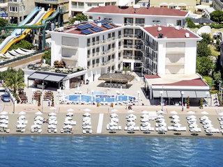 Pauschalreise Hotel Türkei, Türkische Ägäis, Pasa Garden Beach Hotel in Marmaris  ab Flughafen Amsterdam