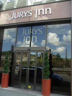 Pauschalreise Hotel Großbritannien, Schottland, Jurys Inn Edinburgh in Edinburgh  ab Flughafen Berlin
