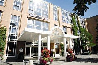 Pauschalreise Hotel Deutschland, Städte Süd, Hilton Munich City in München  ab Flughafen Bruessel