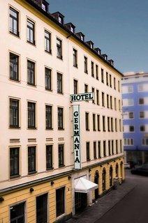 Pauschalreise Hotel Deutschland, Städte Süd, Germania in München  ab Flughafen Bruessel