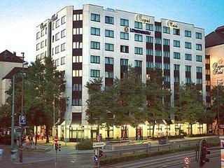 Pauschalreise Hotel Deutschland, Städte Süd, Hotel Regent in München  ab Flughafen Bruessel
