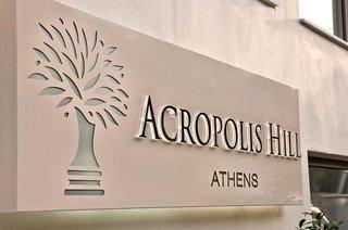 Pauschalreise Hotel Griechenland, Athen & Umgebung, Acropolis Hill in Athen  ab Flughafen Berlin-Tegel