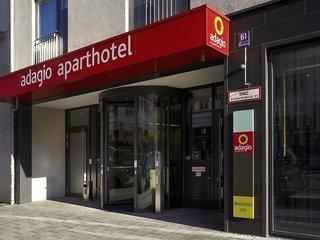 Pauschalreise Hotel Deutschland, Städte Süd, Adagio München City in München  ab Flughafen Bruessel