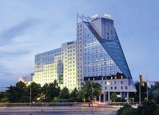 Pauschalreise Hotel Deutschland, Berlin, Brandenburg, Estrel Berlin in Berlin  ab Flughafen Basel