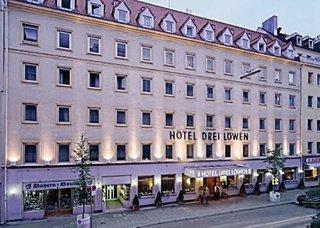 Pauschalreise Hotel Deutschland, Städte Süd, Drei Löwen in München  ab Flughafen Bruessel