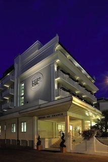 Pauschalreise Hotel Italien,     Italienische Adria,     De France in Rimini