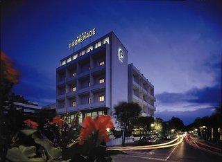 Pauschalreise Hotel Italien,     Italienische Adria,     Promenade & Universale Hotel in Cesenatico