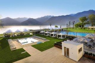 Pauschalreise Hotel Italien, Gardasee & Oberitalienische Seen, Seven Park Hotel in Colico  ab Flughafen Basel