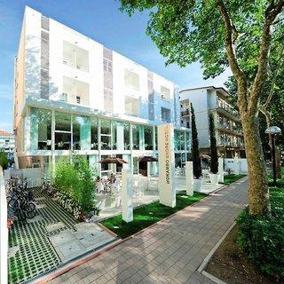Pauschalreise Hotel Italien, Italienische Adria, Color Mokambo Shore Design Hotel in Cesenatico  ab Flughafen