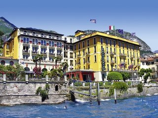 Pauschalreise Hotel Italien, Gardasee & Oberitalienische Seen, Grand Hotel Britannia Excelsior in Cadenabbia  ab Flughafen Basel