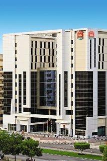 Pauschalreise Hotel Vereinigte Arabische Emirate, Dubai, ibis Al Rigga in Deira  ab Flughafen Berlin-Tegel