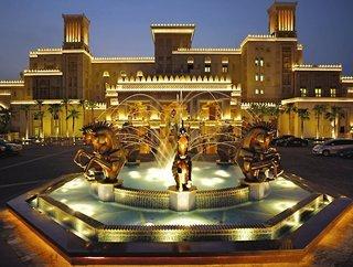 Luxus Hideaway Hotel Vereinigte Arabische Emirate, Dubai, Jumeirah Al Qasr in Jumeirah  ab Flughafen Linz