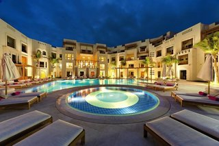 Pauschalreise Hotel Oman, Oman, Sifawy Boutique Hotel in Jebel Sifah Beach  ab Flughafen