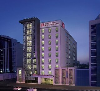 Pauschalreise Hotel Vereinigte Arabische Emirate, Dubai, Hilton Garden Inn Dubai Al Muraqabat in Dubai  ab Flughafen Bruessel