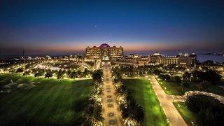 Luxus Hideaway Hotel Vereinigte Arabische Emirate, Abu Dhabi, Emirates Palace Abu Dhabi in Abu Dhabi  ab Flughafen Abflug West