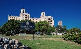 Pauschalreise Hotel Kuba, Holguin, Kombination: Hotel Nacional De Cuba & Hotel LABRANDAVaradero in Havanna+Varadero  ab Flughafen Bremen