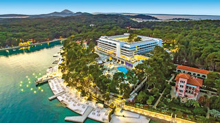 Pauschalreise Hotel Kroatien, Kvarner Bucht, Hotel Bellevue in Mali Losinj  ab Flughafen Bruessel
