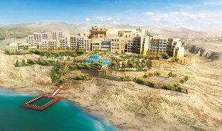 Pauschalreise Hotel Jordanien, Jordanien - Amman, Hilton Dead Sea Resort & Spa in Amman  ab Flughafen