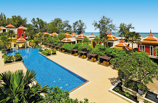 Pauschalreise Hotel Thailand, Phuket, Mövenpick Resort Bangtao Beach Phuket in Bangtao Beach  ab Flughafen Basel