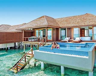 Pauschalreise Hotel Malediven, Malediven - weitere Angebote, Hideaway Beach Resort & Spa in Dhonakulhi Island  ab Flughafen Frankfurt Airport