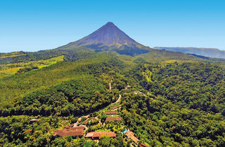 Pauschalreise Hotel Costa Rica, Costa Rica - weitere Angebote, Tabacon Grand Spa Thermal Resort in La Fortuna de San Carlos  ab Flughafen Berlin-Tegel