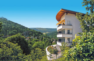 Pauschalreise Hotel Deutschland, Schwarzwald, Schwarzwald Panorama in Bad Herrenalb  ab Flughafen Bruessel