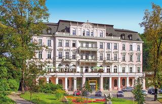 Pauschalreise Hotel Tschechische Republik, Tschechische Republik - weitere Angebote, Kaiserbad in Teplice  ab Flughafen Berlin