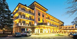 Pauschalreise Hotel Bulgarien, Bulgarien Inland, Strimon Garden SPA Hotel in Kjustendil  ab Flughafen Amsterdam